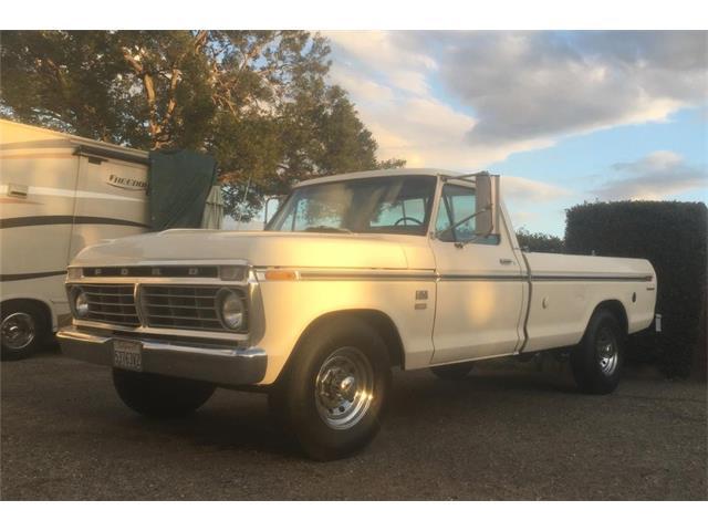1973 Ford F250 (CC-1469466) for sale in Santa Barbara , California