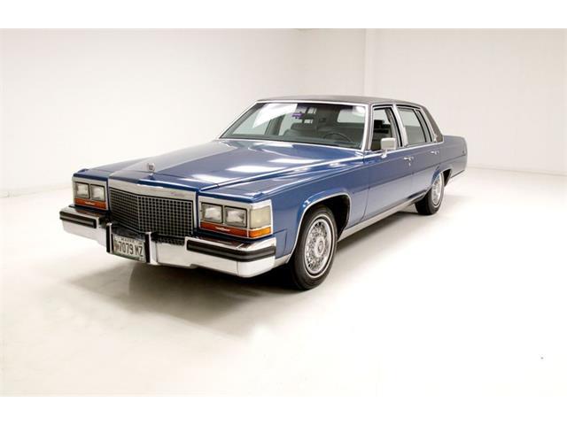1987 Cadillac Brougham (CC-1469472) for sale in Morgantown, Pennsylvania