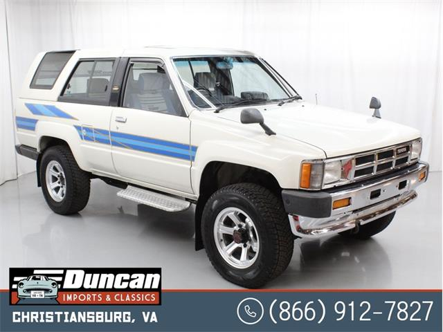 1985 Toyota Hilux (CC-1469474) for sale in Christiansburg, Virginia
