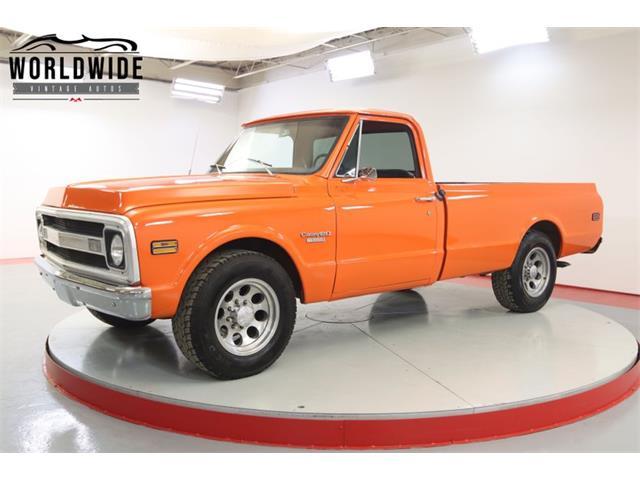 1969 Chevrolet C20 (CC-1469479) for sale in Denver , Colorado