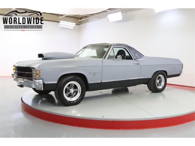 1971 Chevrolet El Camino (CC-1469485) for sale in Denver , Colorado