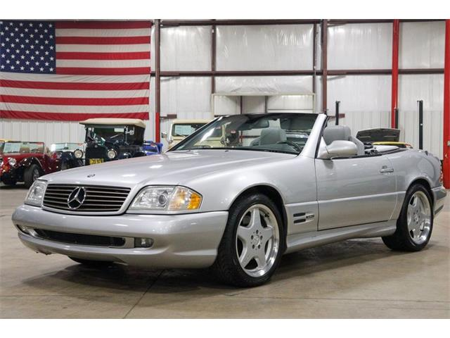 1999 Mercedes-Benz SL500 (CC-1469490) for sale in Kentwood, Michigan