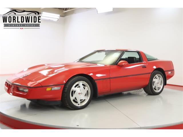 1988 Chevrolet Corvette (CC-1469492) for sale in Denver , Colorado
