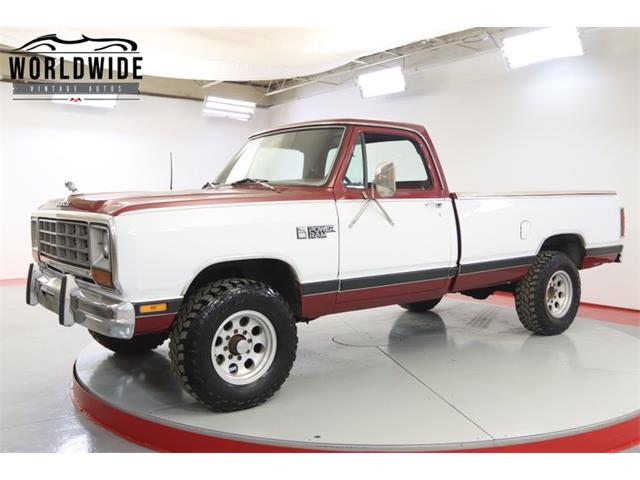 1985 Dodge Power Ram 150 (CC-1469500) for sale in Denver , Colorado