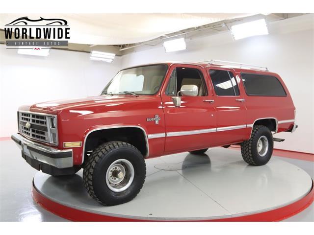 1988 Chevrolet Suburban (CC-1469503) for sale in Denver , Colorado