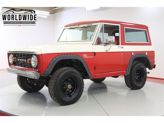 1974 Ford Bronco (CC-1469507) for sale in Denver , Colorado