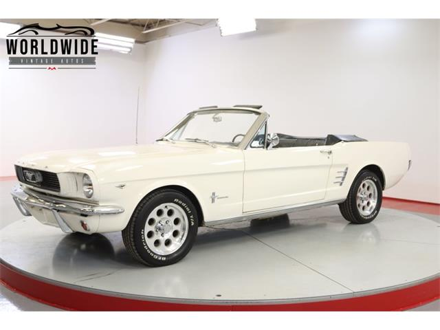 1966 Ford Mustang (CC-1469509) for sale in Denver , Colorado