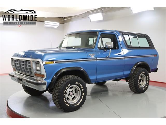 1979 Ford Bronco (CC-1469512) for sale in Denver , Colorado