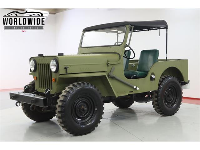 1954 Jeep CJ (CC-1469513) for sale in Denver , Colorado