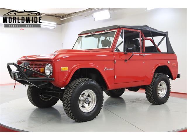 1974 Ford Bronco (CC-1469514) for sale in Denver , Colorado