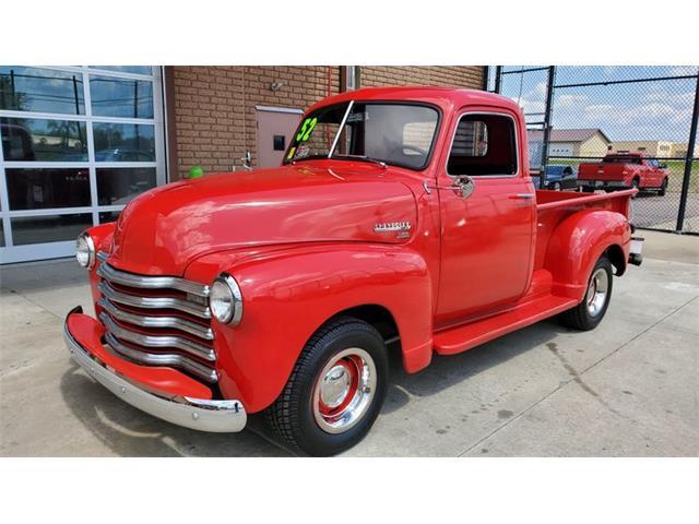 1952 Chevrolet Pickup (CC-1469521) for sale in Mankato, Minnesota