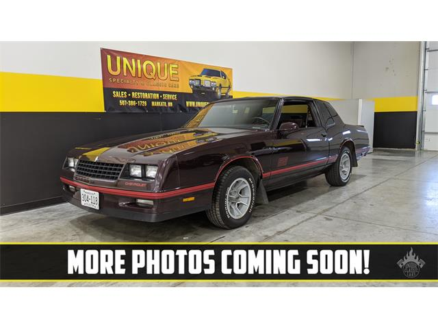 1987 Chevrolet Monte Carlo (CC-1469522) for sale in Mankato, Minnesota