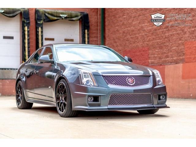 2009 Cadillac CTS (CC-1469526) for sale in Milford, Michigan