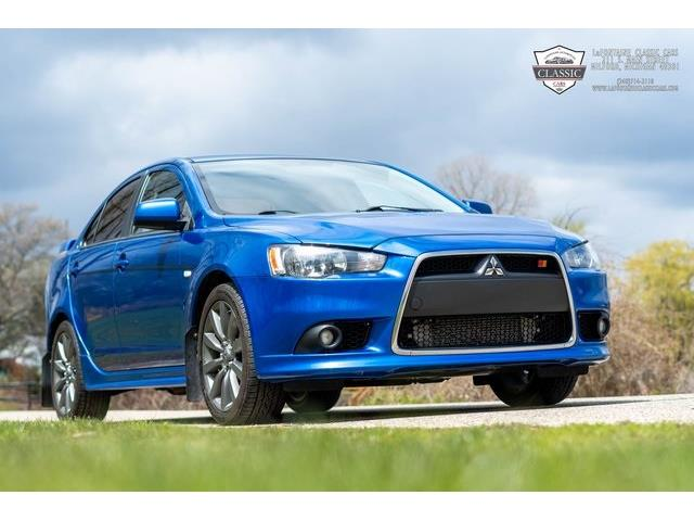 2010 Mitsubishi Lancer (CC-1469527) for sale in Milford, Michigan