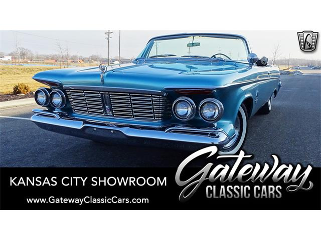 1963 Chrysler Imperial Crown (CC-1469528) for sale in O'Fallon, Illinois