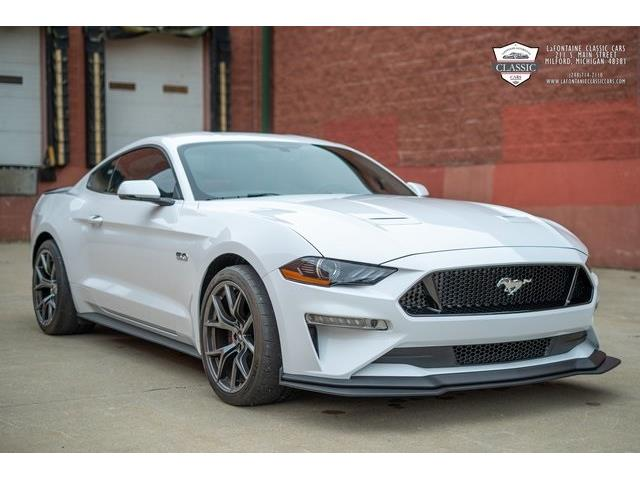 2020 Ford Mustang (CC-1469530) for sale in Milford, Michigan