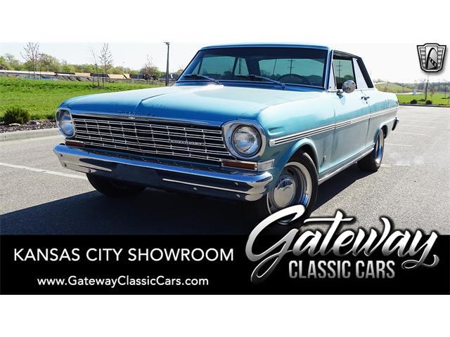 1963 Chevrolet Nova (CC-1469531) for sale in O'Fallon, Illinois