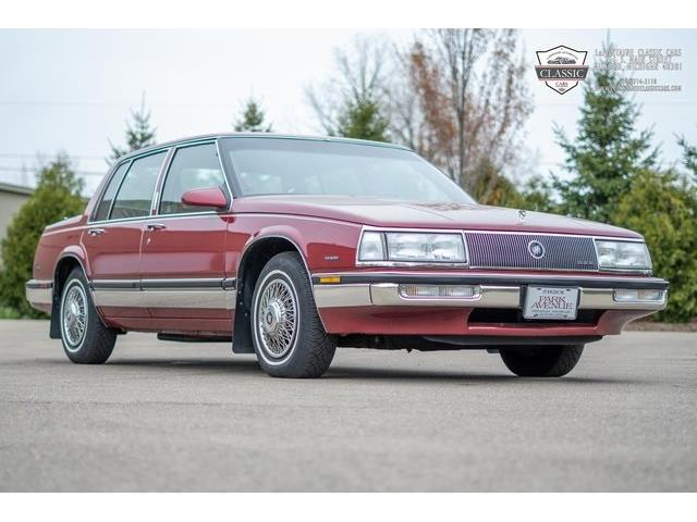 1988 Buick Park Avenue (CC-1469532) for sale in Milford, Michigan