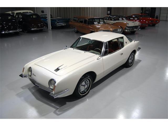 1963 Studebaker Avanti (CC-1469535) for sale in Rogers, Minnesota