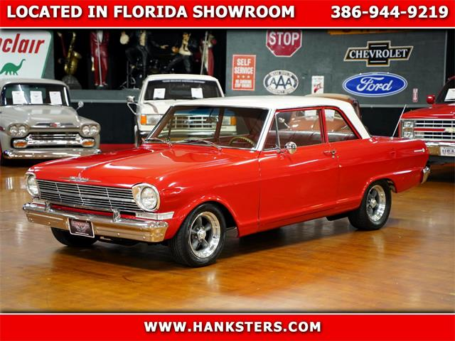1962 Chevrolet Chevy II Nova (CC-1469539) for sale in Homer City, Pennsylvania