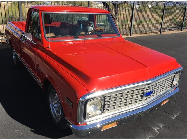 1972 GMC Truck (CC-1460954) for sale in Tucson, AZ - Arizona