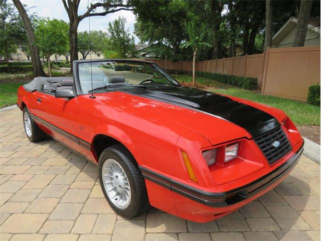 1984 Ford Mustang (CC-1469542) for sale in Lakeland, Florida
