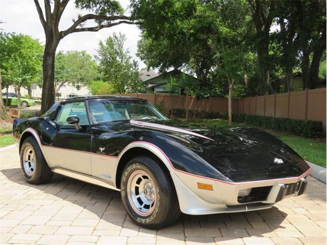 1978 Chevrolet Corvette (CC-1469548) for sale in Lakeland, Florida