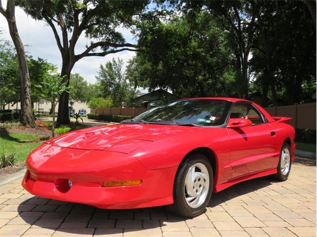 1993 Pontiac Firebird (CC-1469552) for sale in Lakeland, Florida