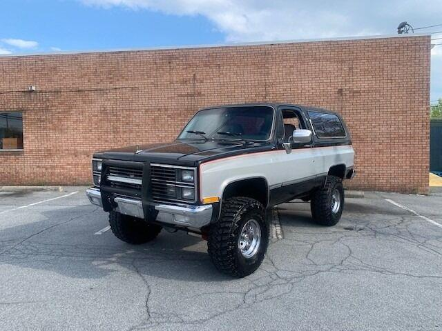 1983 Chevrolet Blazer (CC-1469558) for sale in Hilton, New York