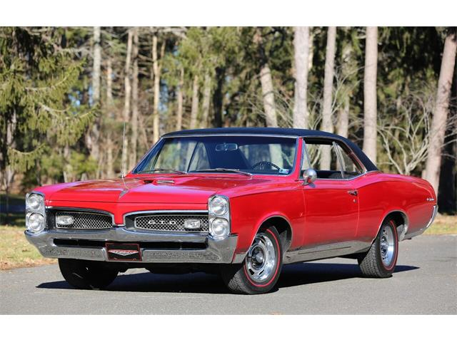 1967 Pontiac GTO (CC-1469560) for sale in Hilton, New York