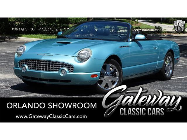 2002 Ford Thunderbird (CC-1469567) for sale in O'Fallon, Illinois