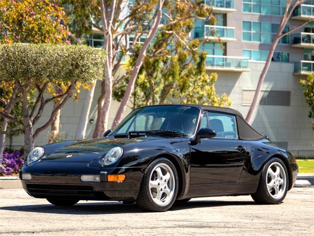1996 Porsche 993 (CC-1469568) for sale in Marina Del Rey, California