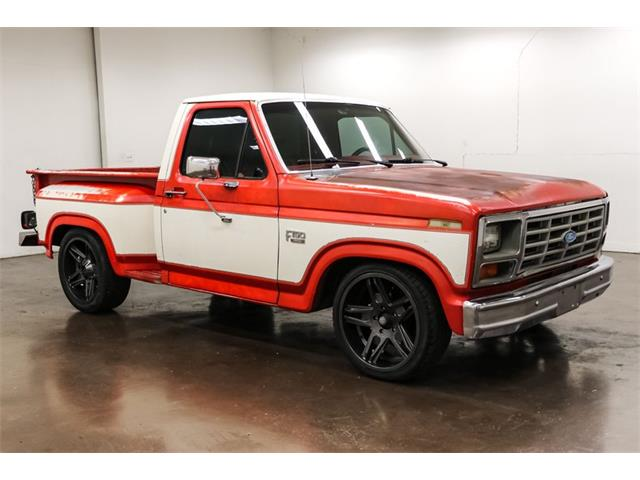 1985 Ford F150 (CC-1469587) for sale in Sherman, Texas