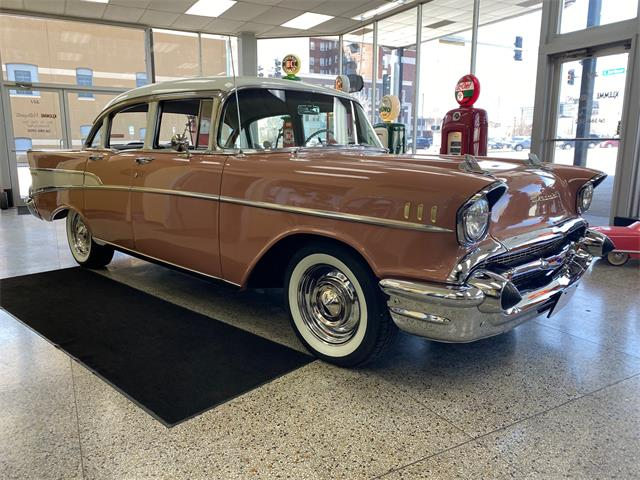 1957 Chevrolet Bel Air (CC-1460959) for sale in Davenport, Iowa