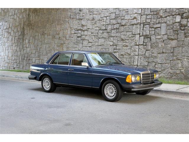 1985 Mercedes-Benz 300D (CC-1469605) for sale in Atlanta, Georgia