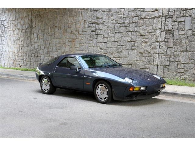 1985 Porsche 928 (CC-1469606) for sale in Atlanta, Georgia