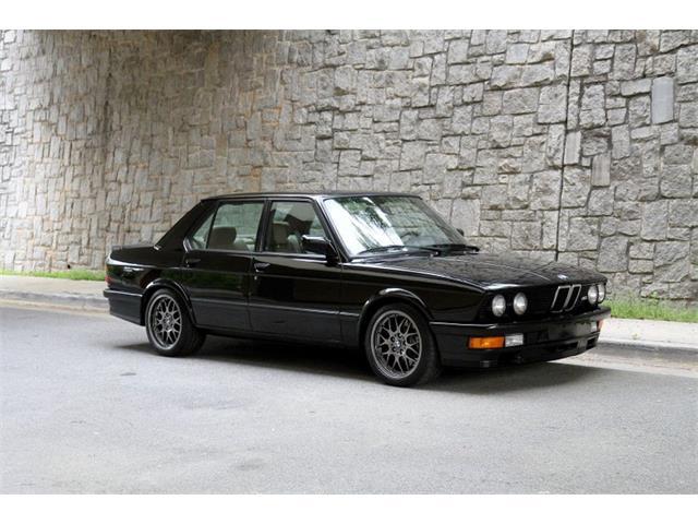 1988 BMW M5 (CC-1469607) for sale in Atlanta, Georgia