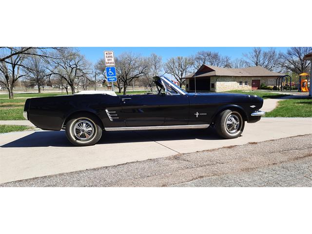 1966 Ford Mustang (CC-1460961) for sale in Udall, Kansas