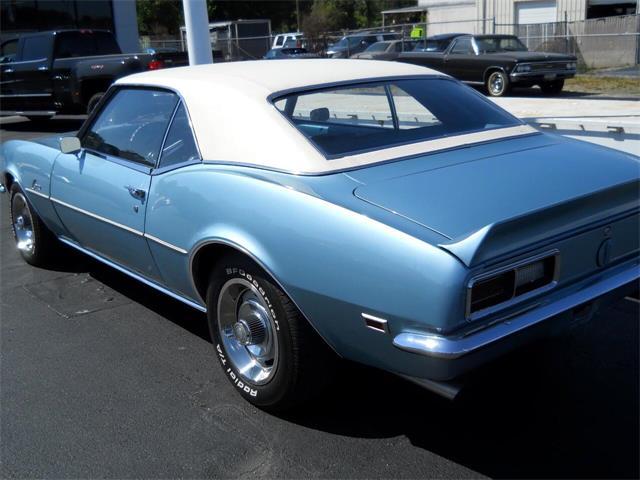 1968 Chevrolet Camaro (CC-1469612) for sale in Greenville, North Carolina