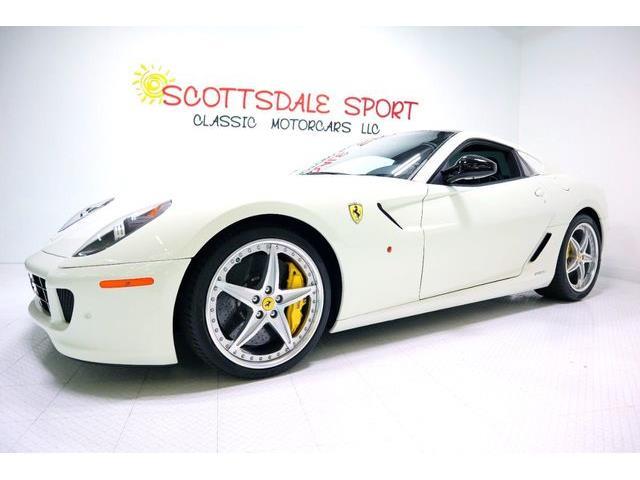 2011 Ferrari 599 (CC-1469624) for sale in Scottsdale, Arizona