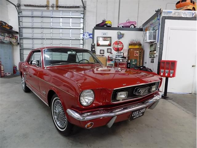 1966 Ford Mustang (CC-1469628) for sale in Pompano Beach, Florida