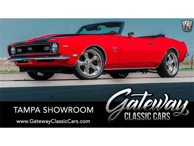 1968 Chevrolet Camaro (CC-1469636) for sale in O'Fallon, Illinois