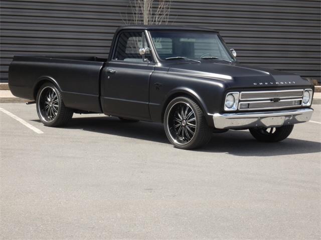 1967 Chevrolet C10 (CC-1469642) for sale in Hailey, Idaho