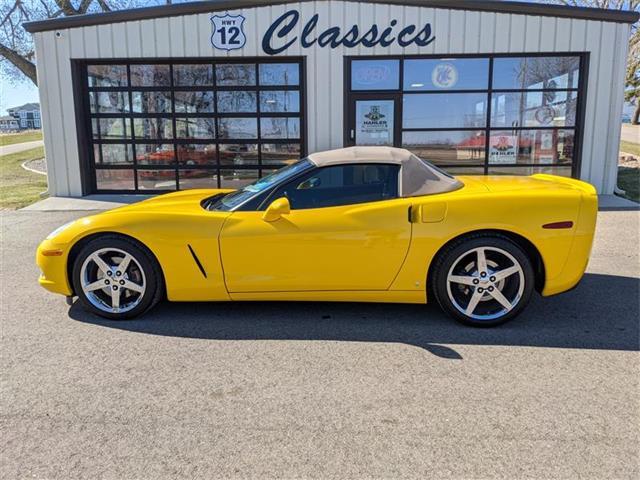 2008 Chevrolet Corvette (CC-1469647) for sale in Webster, South Dakota