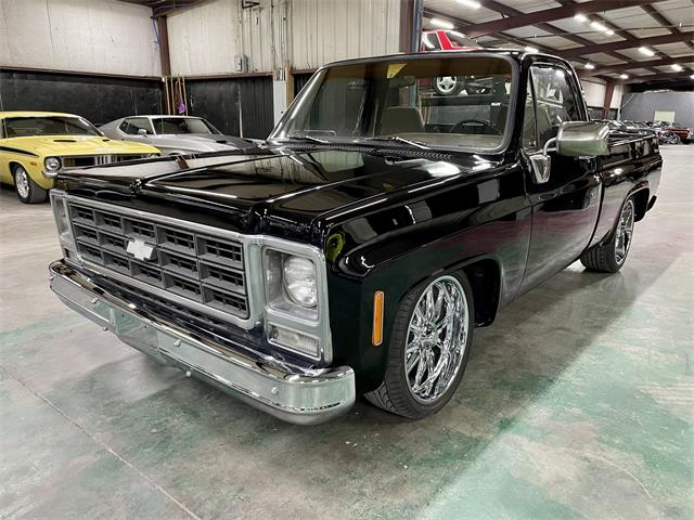 1979 Chevrolet C10 (CC-1469658) for sale in Sherman, Texas
