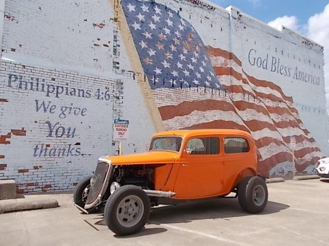 1934 Ford 2-Dr Sedan (CC-1469660) for sale in Skiatook, Oklahoma
