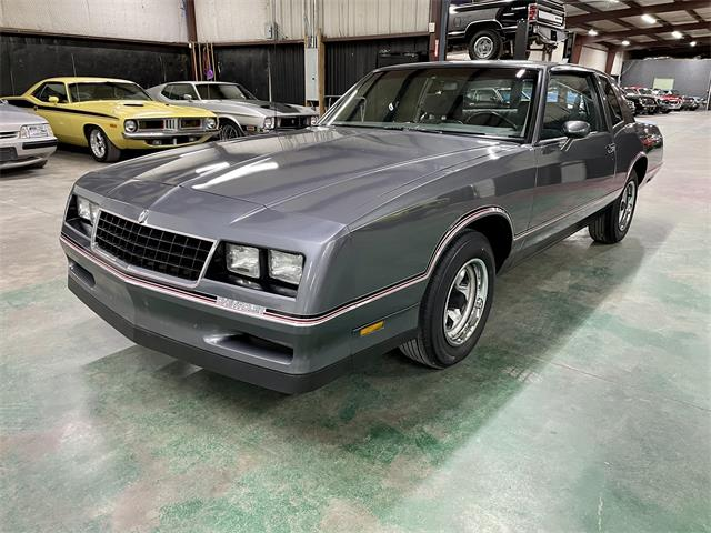 1985 Chevrolet Monte Carlo (CC-1469662) for sale in Sherman, Texas