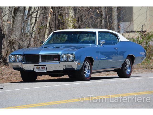 1970 Buick GS 455 (CC-1469663) for sale in Smithfield, Rhode Island