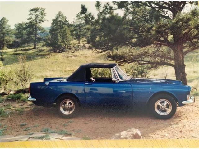 1965 Sunbeam Tiger (CC-1469670) for sale in Midlothian, Texas