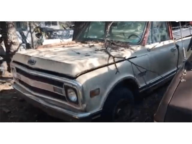 1969 Chevrolet C10 (CC-1469673) for sale in Midlothian, Texas